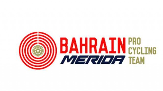 Logo Bahrain-Merida Pro Cycling Team