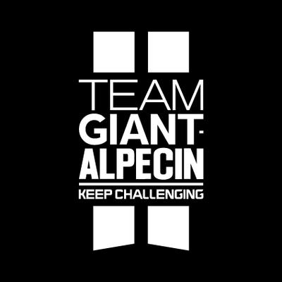 Logo Team Giant - Alpecin