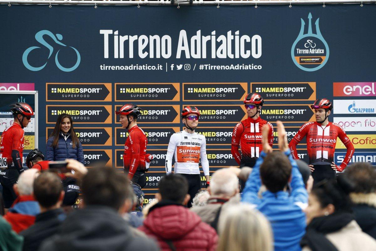 Tirreno-Adriatico - Tom Dumoulin : 'Hâte d'être demain'