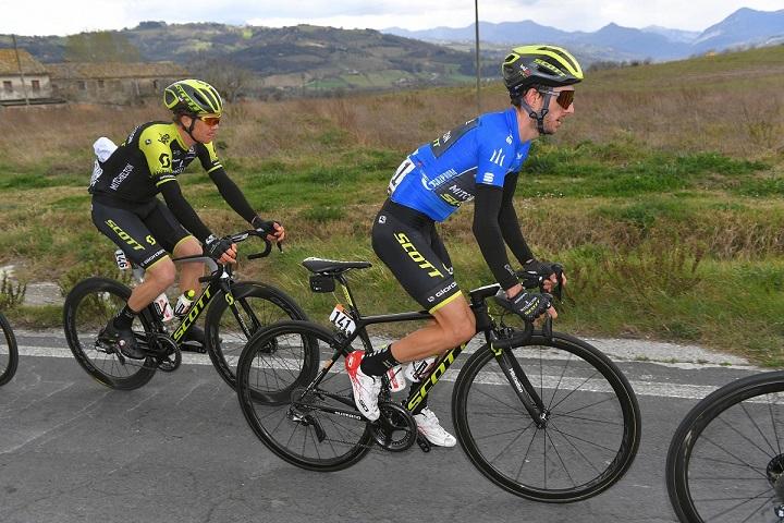 Tirreno-Adriatico - Adam Yates : 'Je ferai de mon mieux'