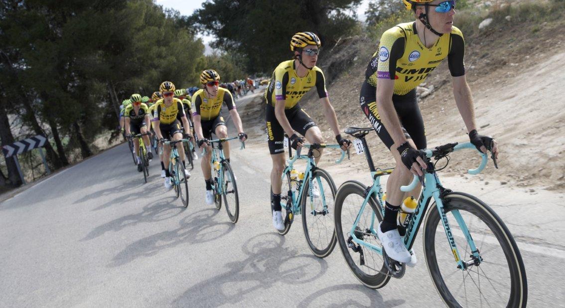 Tour de Catalogne - Steven Kruijswijk : 'Monter sur le podium'