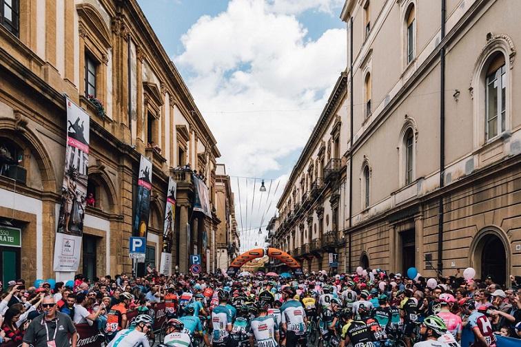 Tour d'Italie - Le Grand Départ en Sicile pour le Giro 2021