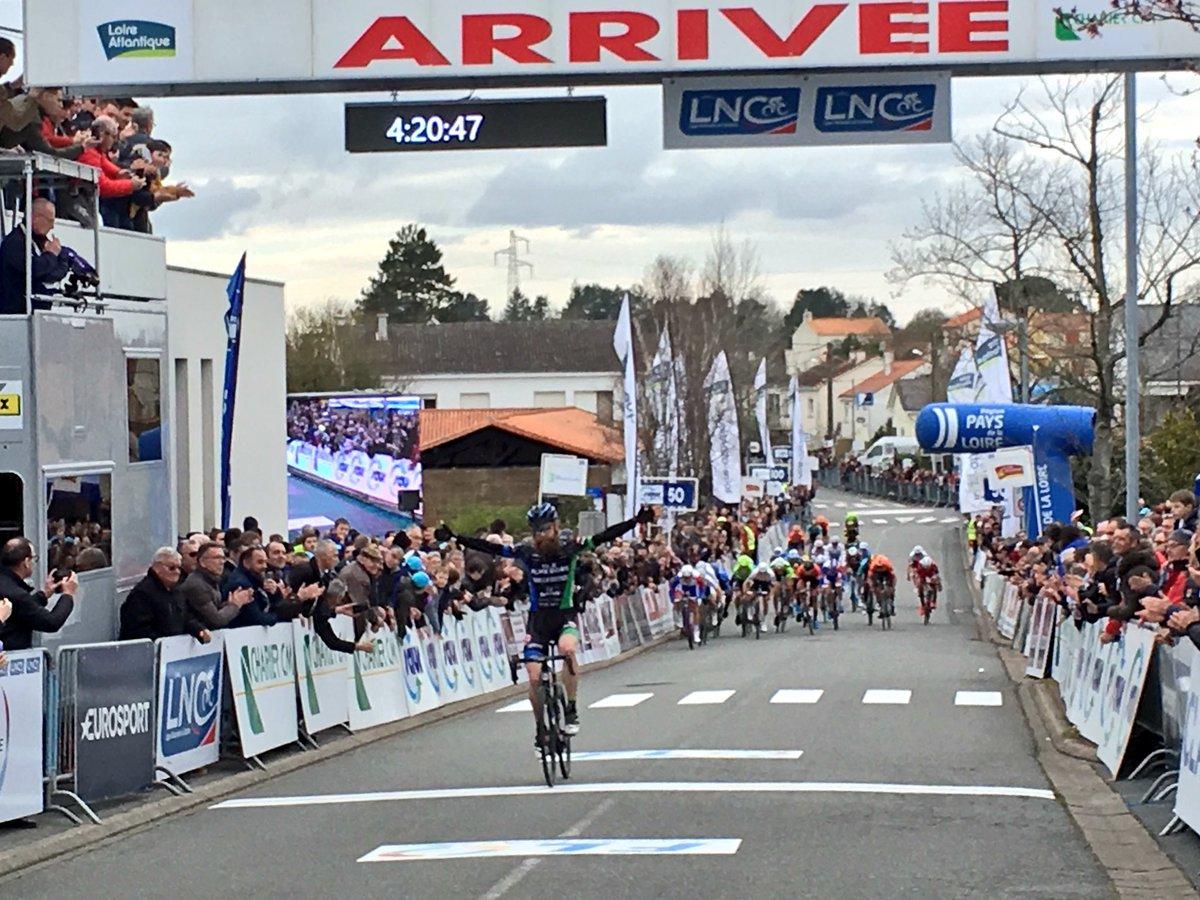 Classic Loire-Atlantique - Avec Gaudu, Sarreau et Vichot
