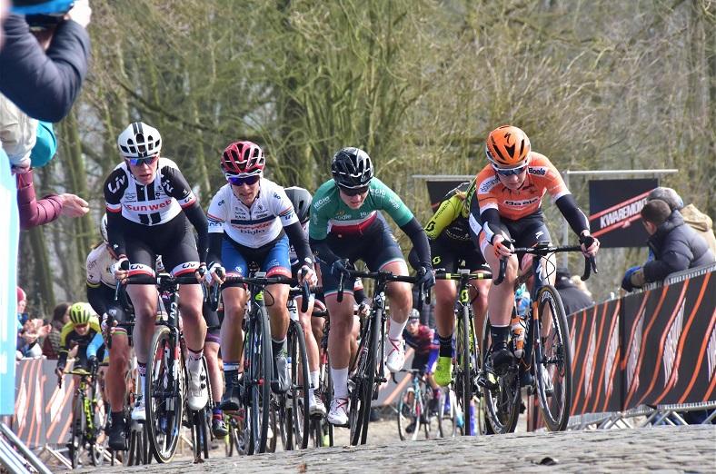 Gand-Wevelgem - La startlist de Gand-Wevelgem féminin