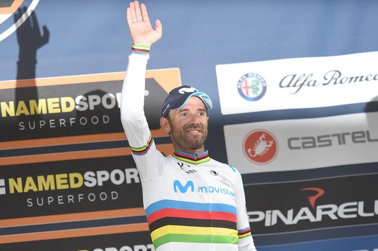 Tour des Flandres - Valverde : 'Les erreurs se payent chères'