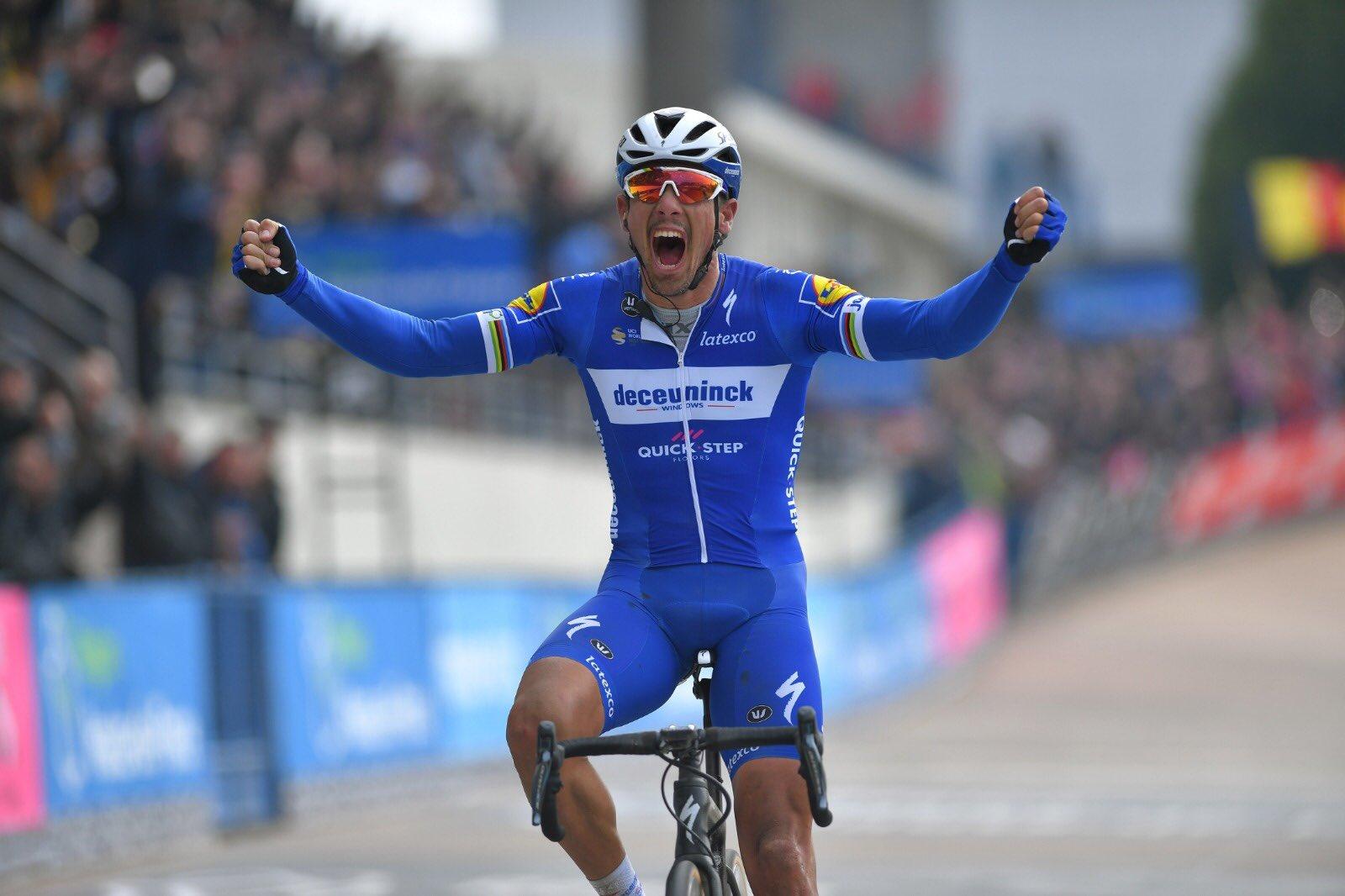 Paris-Roubaix - Philippe Gilbert : 'J'ai du mal à y croire'
