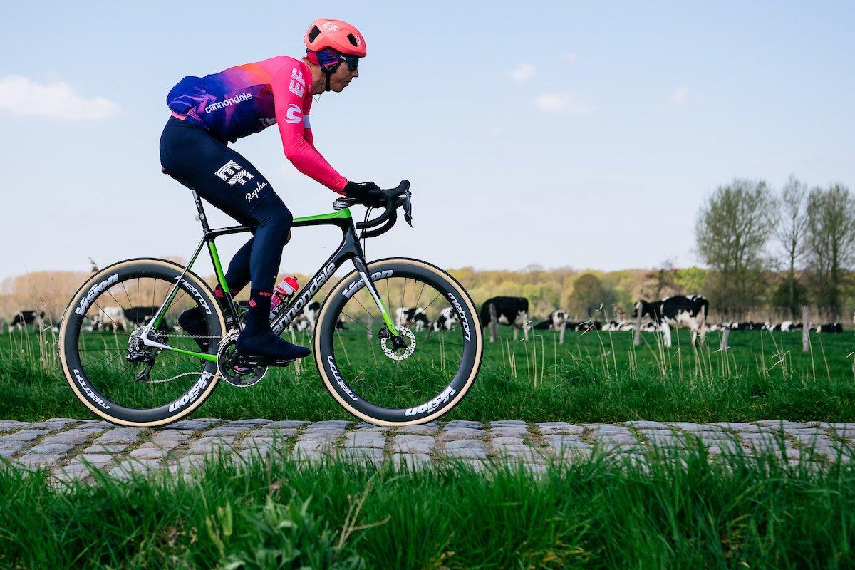Paris-Roubaix - Vanmarcke : 'J'ai perdu à cause de mon vélo'