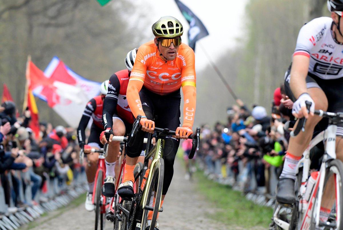 Paris-Roubaix - Van Avermaet : 'Une grosse erreur tactique'