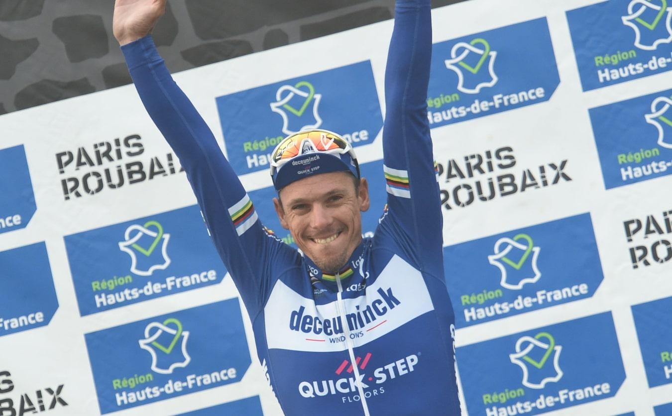 Paris-Roubaix - Deceuninck - Quick-Step fête sa 700e victoire