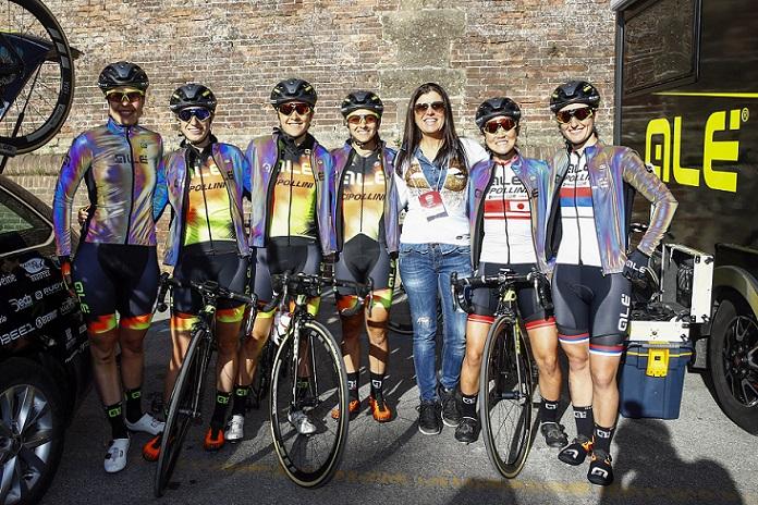 Route - L'équipe Alé Cipollini vise le WorldTour en 2020