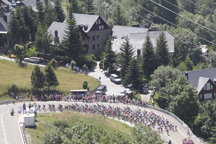 Tour de France - Galibier, Iseran... 8 points bonus au sommet
