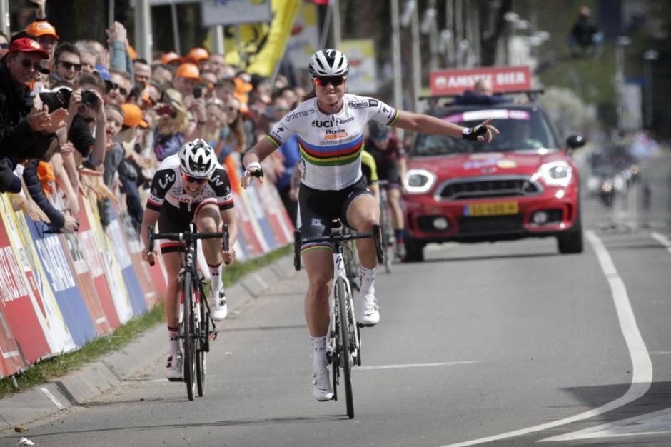 Amstel Gold Race - Un plateau royal sur la course féminine