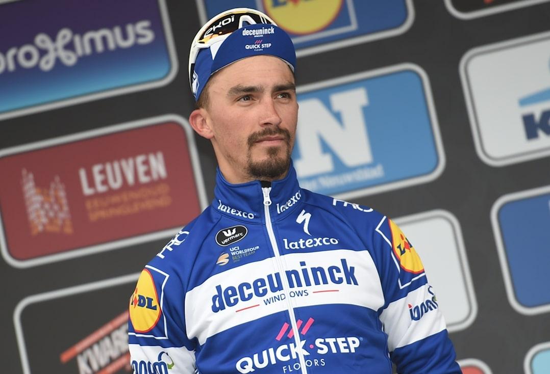 Amstel Gold Race - Julian Alaphilippe : «Déçu mais pas abattu»