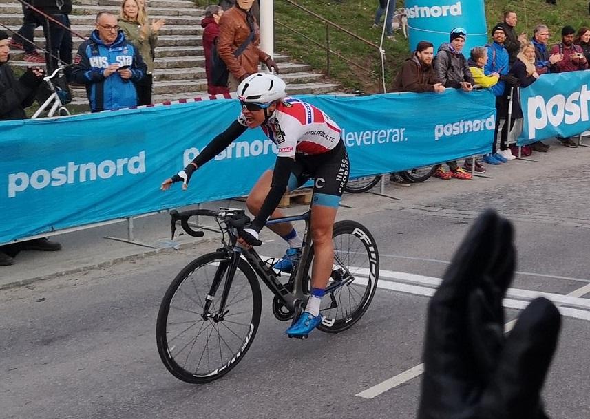 Tour d'Uppsala - Heine au panache, Mustonen sauve le maillot