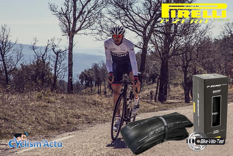 Bike Vélo Test - Cyclism'Actu a testé le Pirelli PZéro Vélo