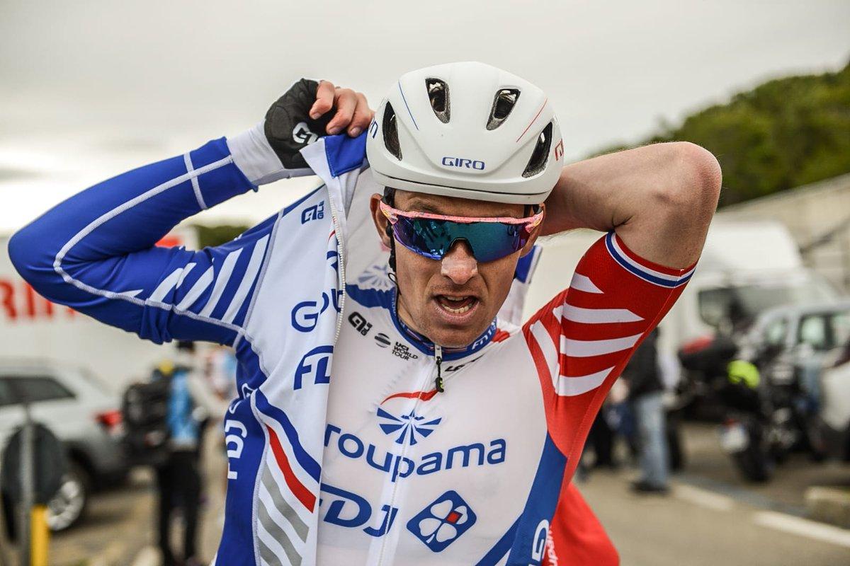 Tour d'Italie - Arnaud Démare : 'Je peux faire un peu mieux'