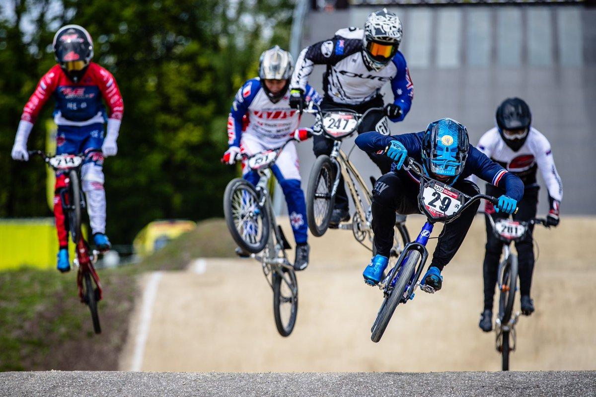 BMX - Le programme de la Coupe du monde à Saint-Quentin