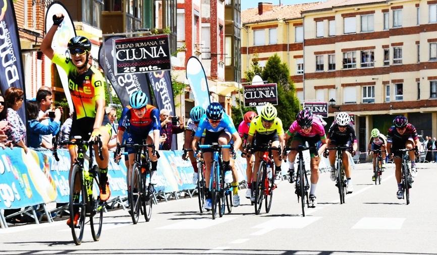 Tour de Burgos (F) - Swinkels règle l'échappée, Verhulst 7e
