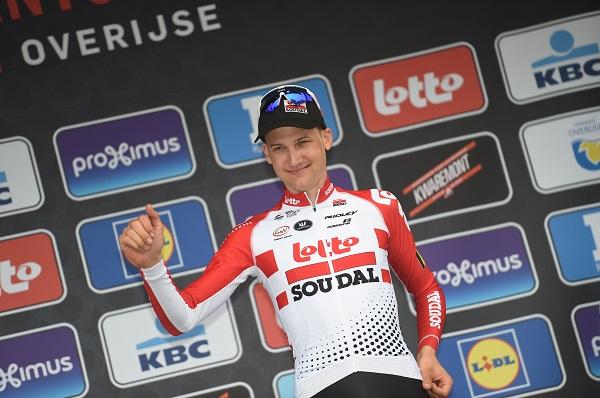 Route - Wellens : 'Gagner une étape sur le Tour de France'
