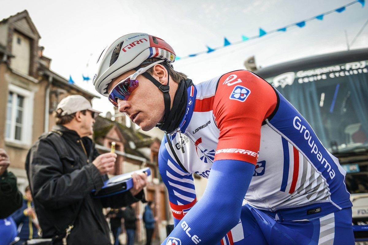 Tour d'Italie - Démare : «Il me manque le grain de folie»
