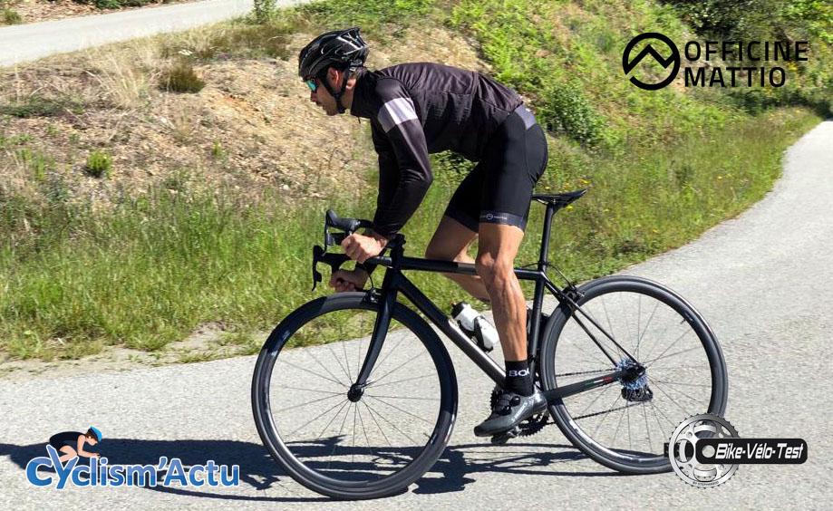 Bike Vélo Test - Cyclism'Actu a testé l'Officine Mattio Lemma