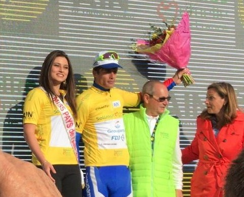 Tour de l'Ain - La startlist avec Rolland, Pinot et Calmejane
