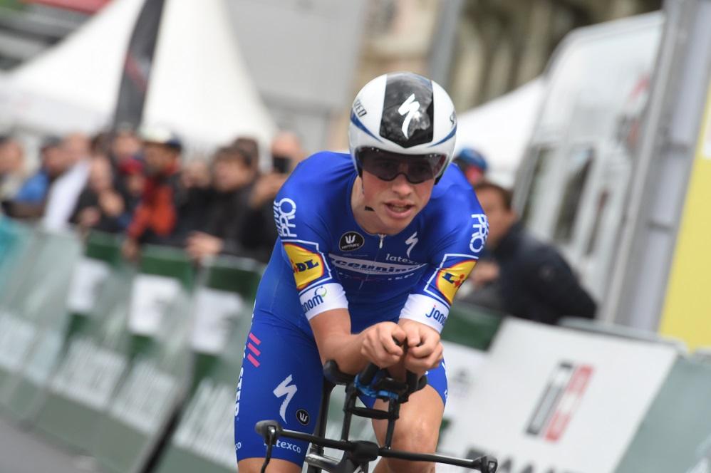 Tour d'Italie - James Knox non-partant sur la 13e étape