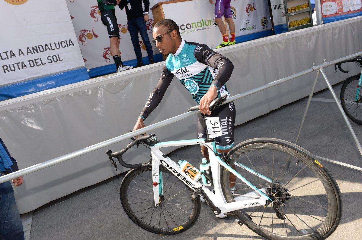 Tour de l'Ain - Lorrenzo Manzin : 'Un sprint pas évident'