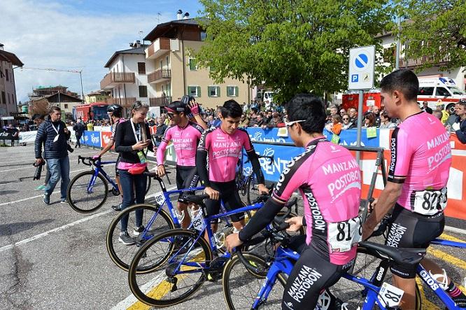Route - Manzana Postobon s'arrête après les cas de dopage
