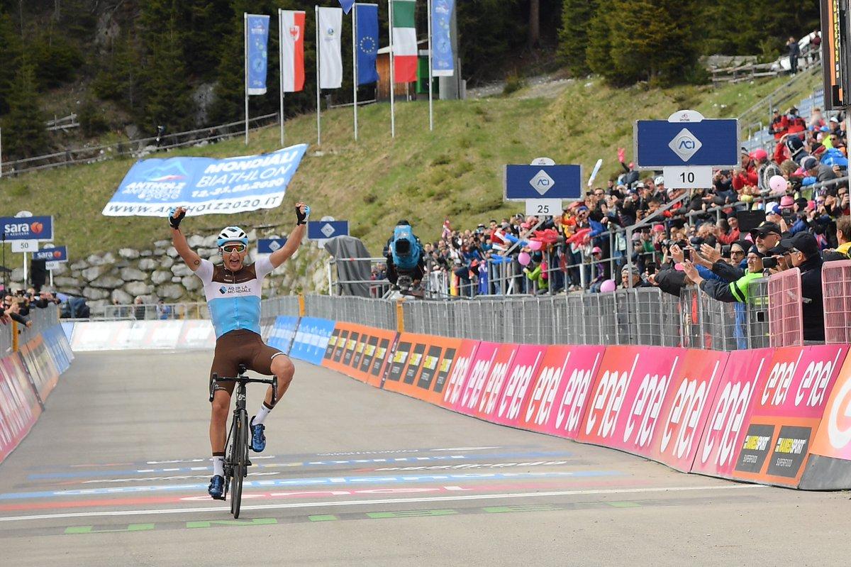 Tour d'Italie - Nans Peters en solitaire, Vincenzo Nibali limite
