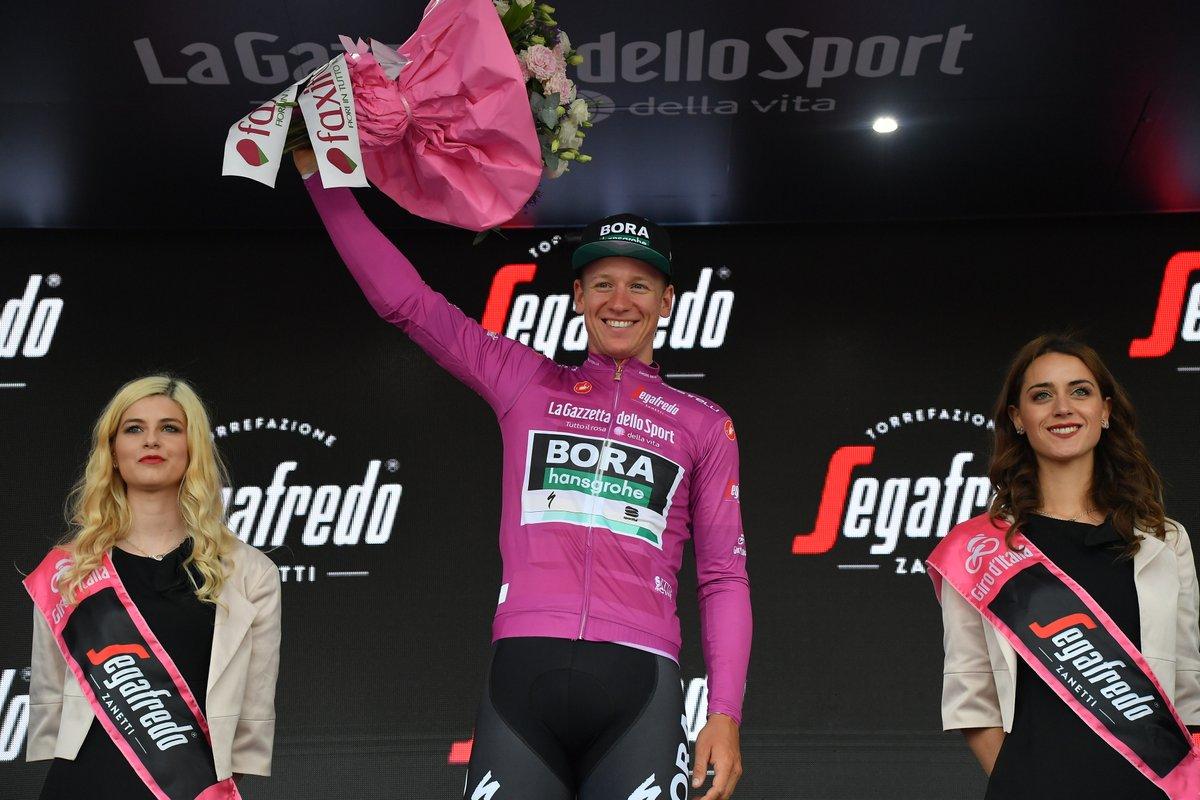 Tour d'Italie - Pascal Ackermann : «C'était un objectif»