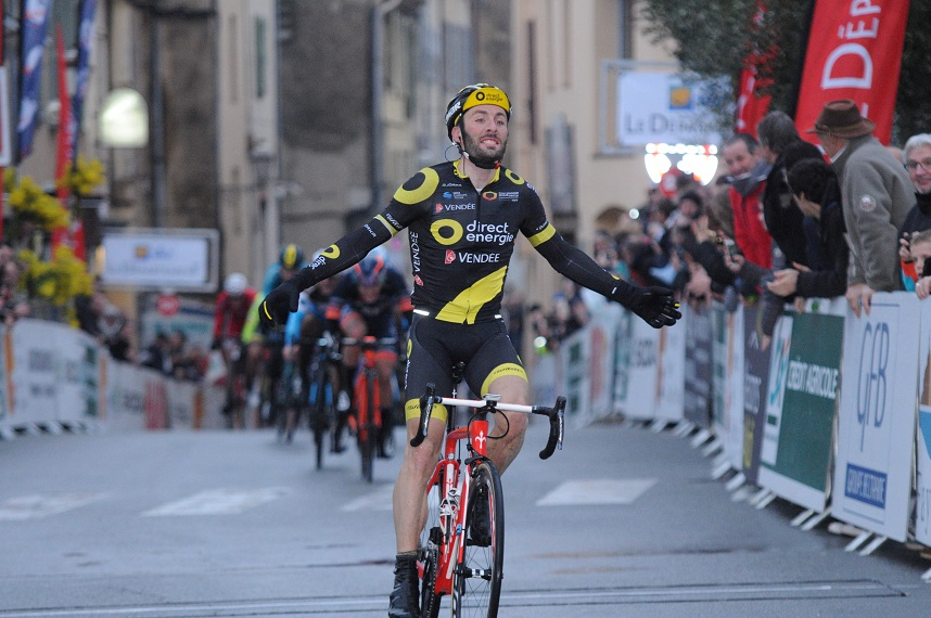 Route - Jonathan Hivert : «Gagner avant le Tour de France»