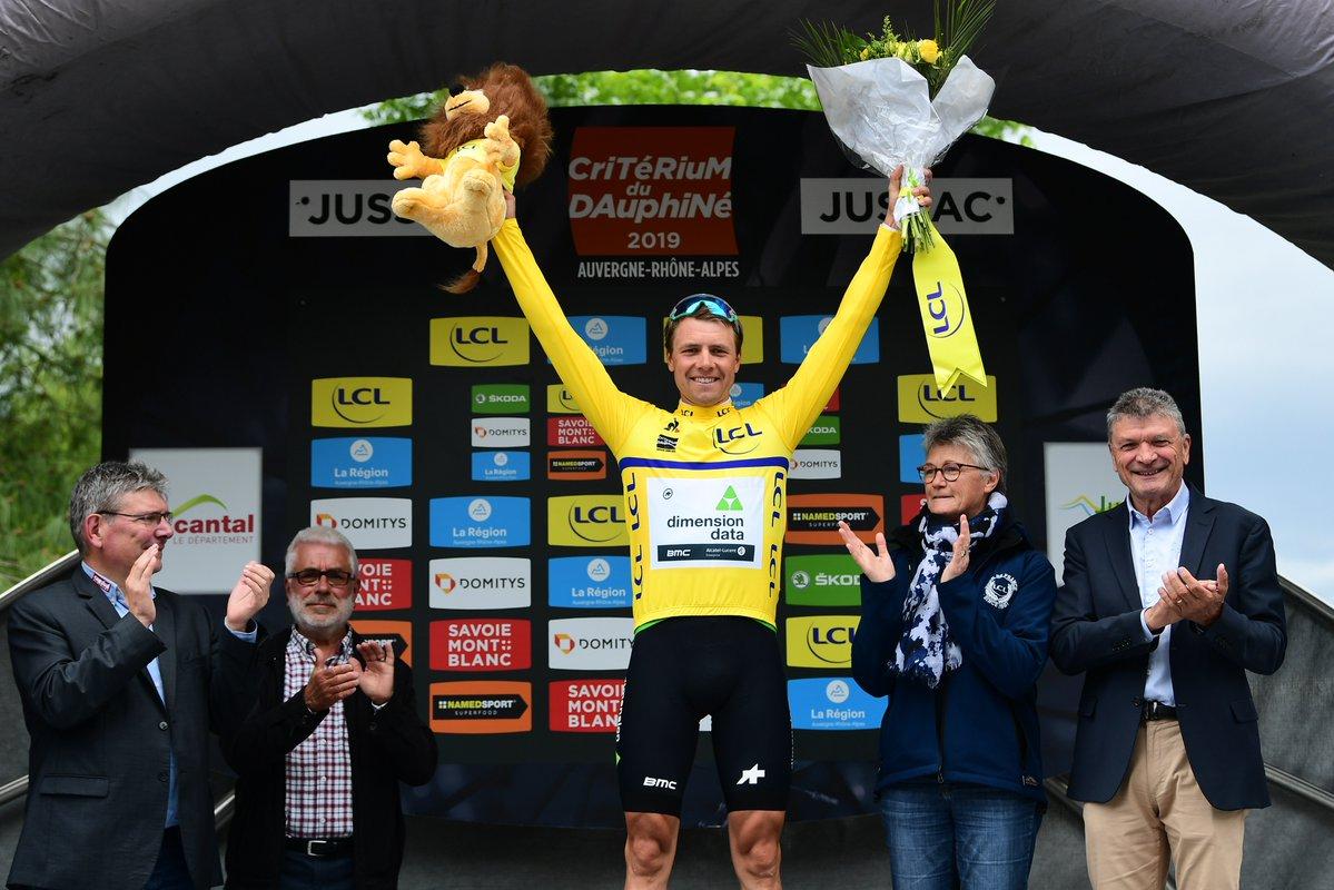 Critérium du Dauphiné - Boasson Hagen : «Tout a bien marché»