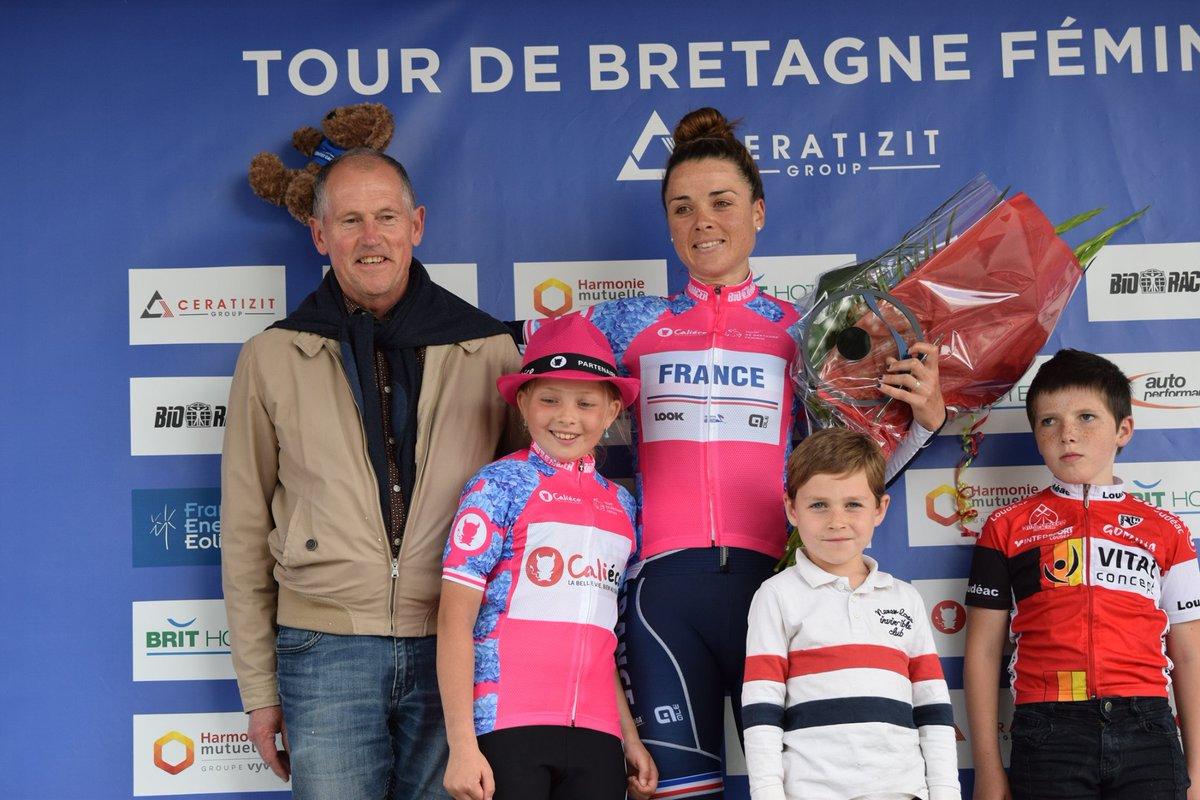 Tour de Bretagne - Roberts l'étape, Cordon-Ragot le général