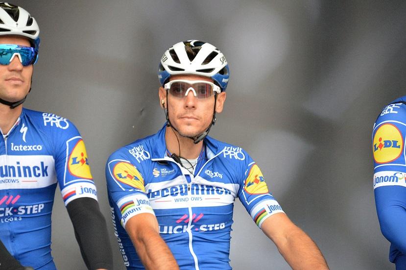 Critérium du Dauphiné - Philippe Gilbert : 'Pas d'erreur'