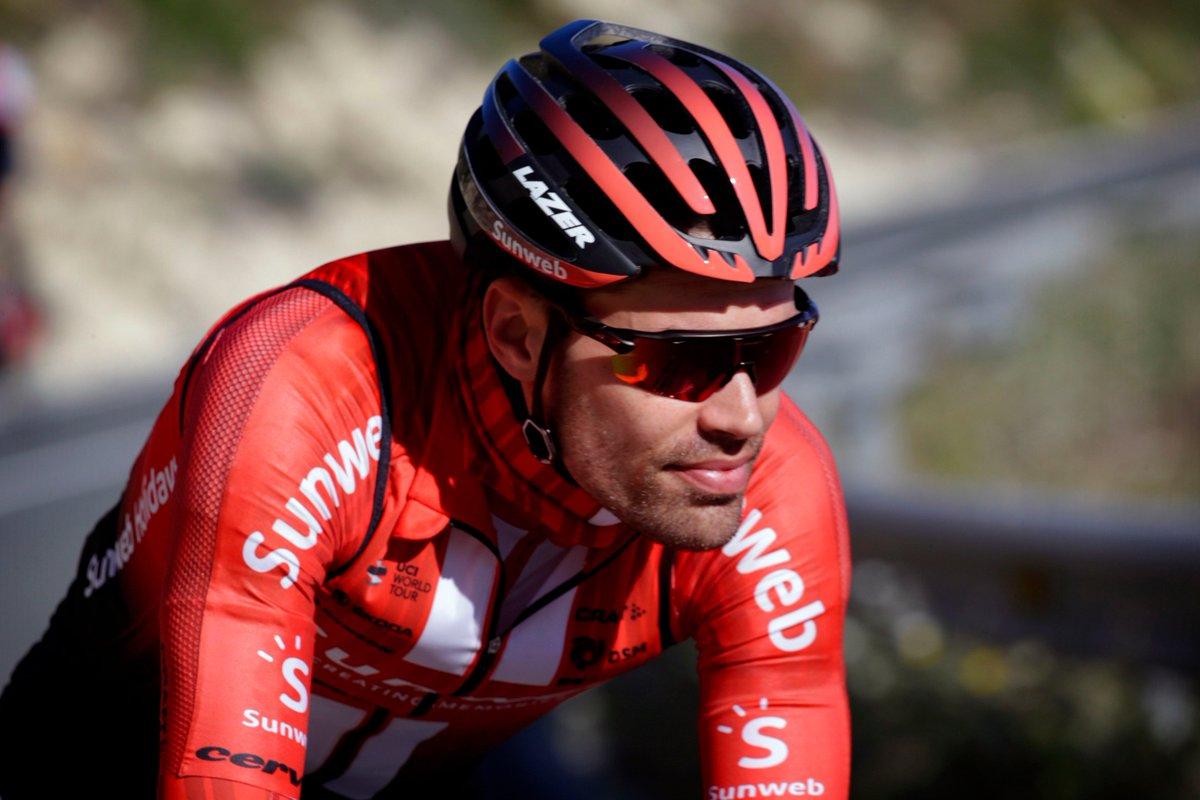 Critérium du Dauphiné - Tom Dumoulin 'de plus en plus fort'