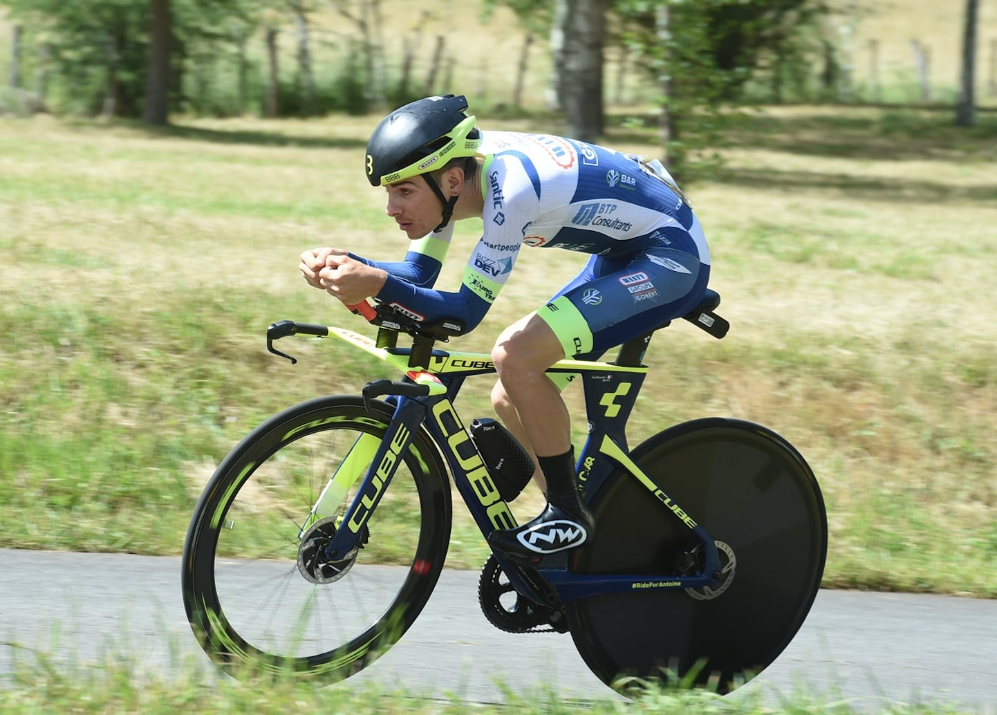 Critérium du Dauphiné - Guillaume Martin est 'loin au général'