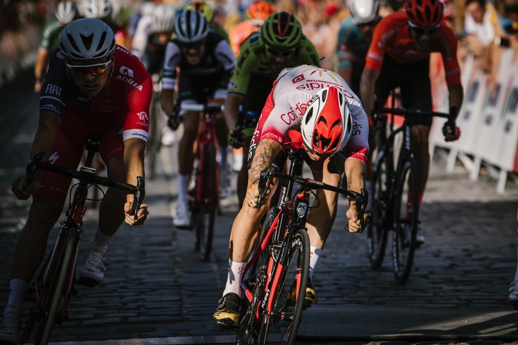 Tour de Hongrie - Hofstetter : 'Rester sur cette dynamique'