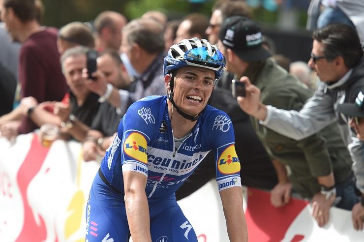 Tour de Suisse - Deceuninck Quick-Step avec Mas et Viviani