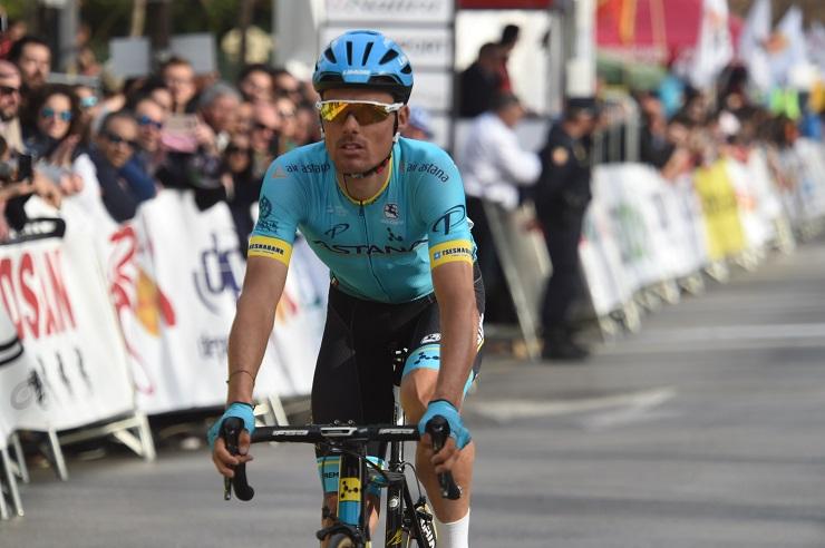 Tour de Suisse - Sanchez : 'Si heureux de cette victoire'