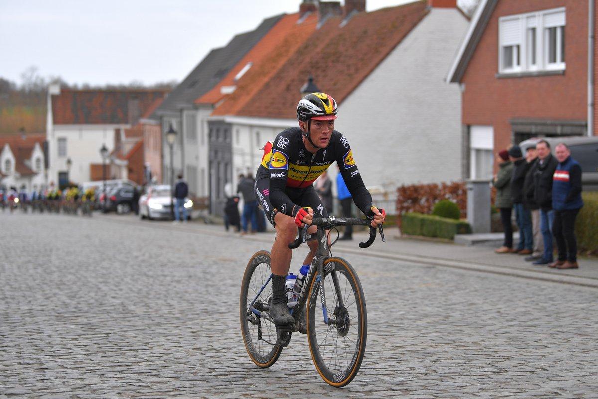 Tour de France - Deceuninck-Quick Step sans Yves Lampaert ?