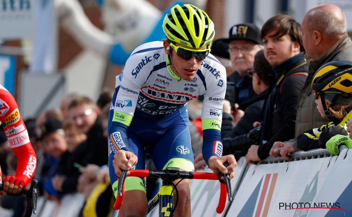 Tour de France - Wanty-Gobert avec Offredo mais sans Vliegen