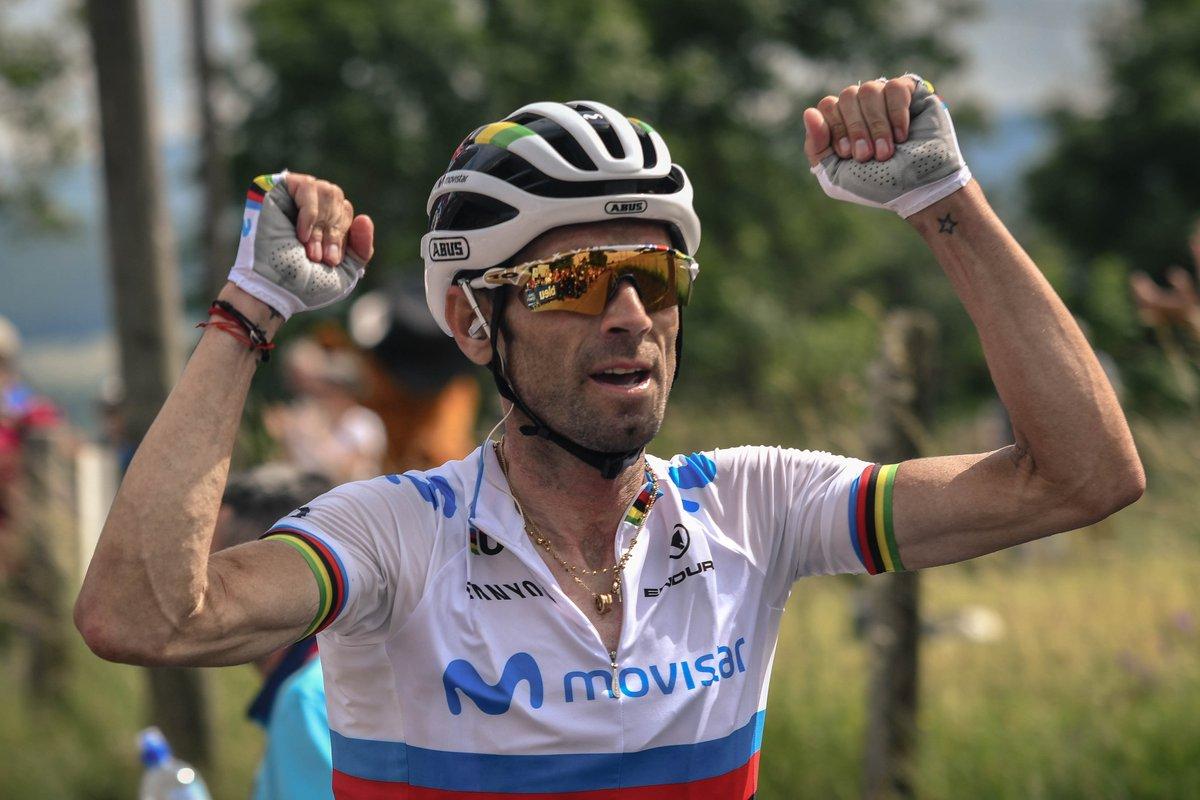 Valverde remporte la 1re étape devant Dunbar et Gesbert — Route d'Occitanie