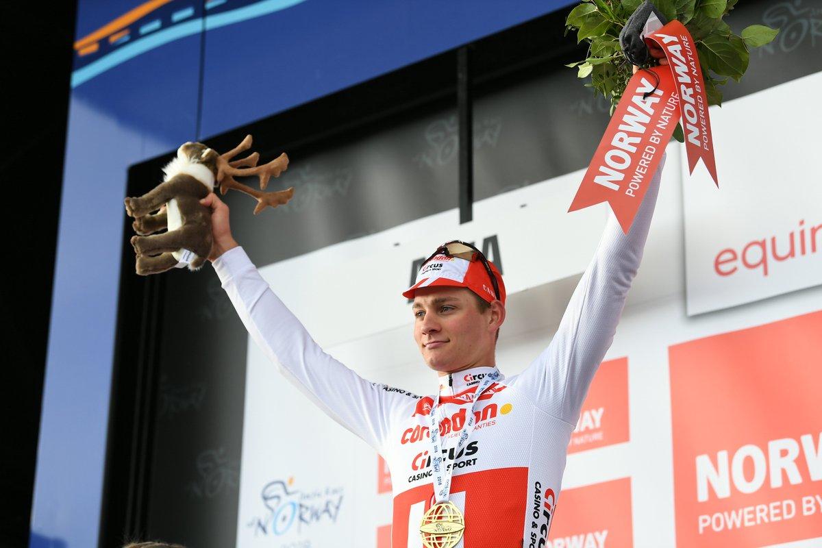 Arctic Race of Norway - van der Poel et 4 équipes WorldTour