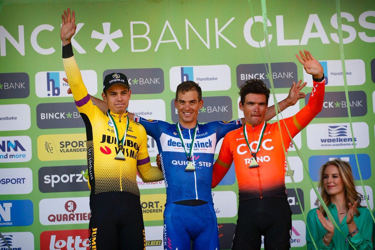 Route - Zdenek Stybar prolonge avec Deceuninck-Quick Step