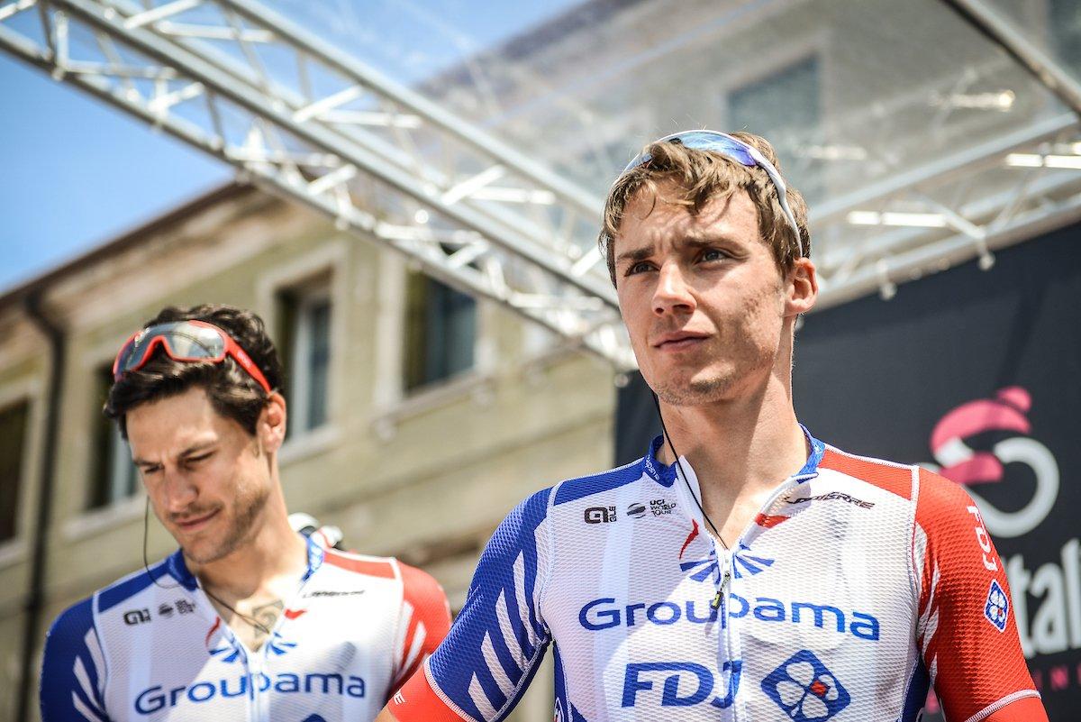 Route - Valentin Madouas : 'J'ai appris pas mal de choses'
