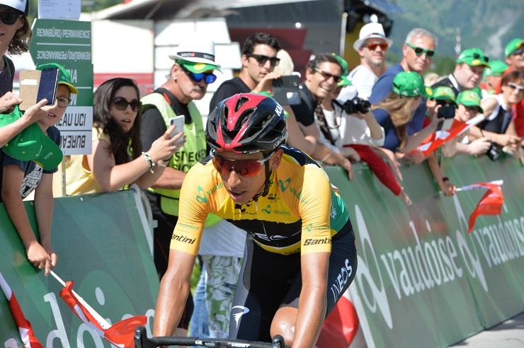 Tour de France  - Contador : 'Bernal est l'un des favoris'