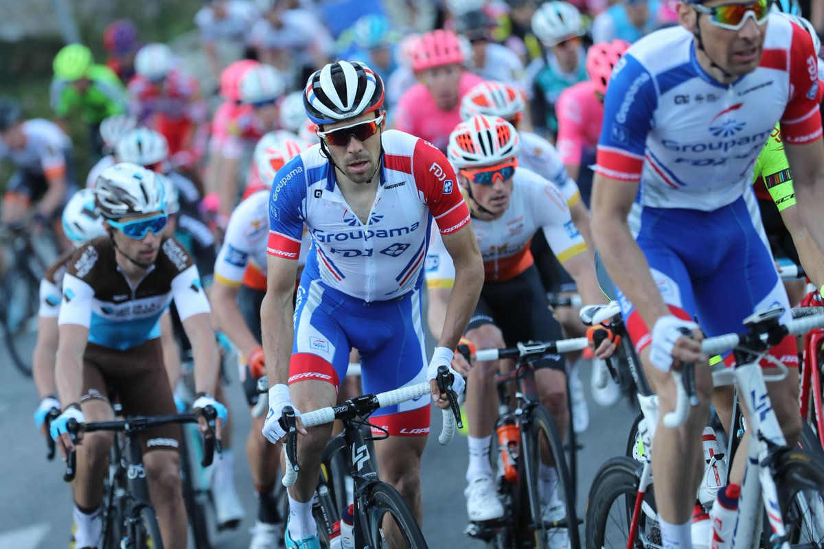 Tour de France - Yvon Madiot : 'On attend Pinot à la bagarre'