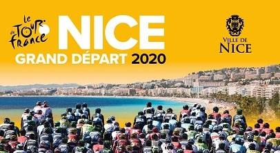 Route  - Le Tour de France 2020 commencera dès le 27 juin !