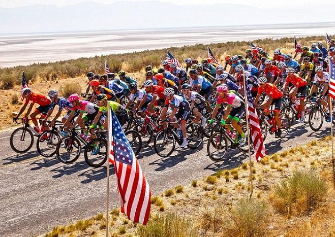 Tour de l'Utah - Avec Trek-Segafredo et EF Education First